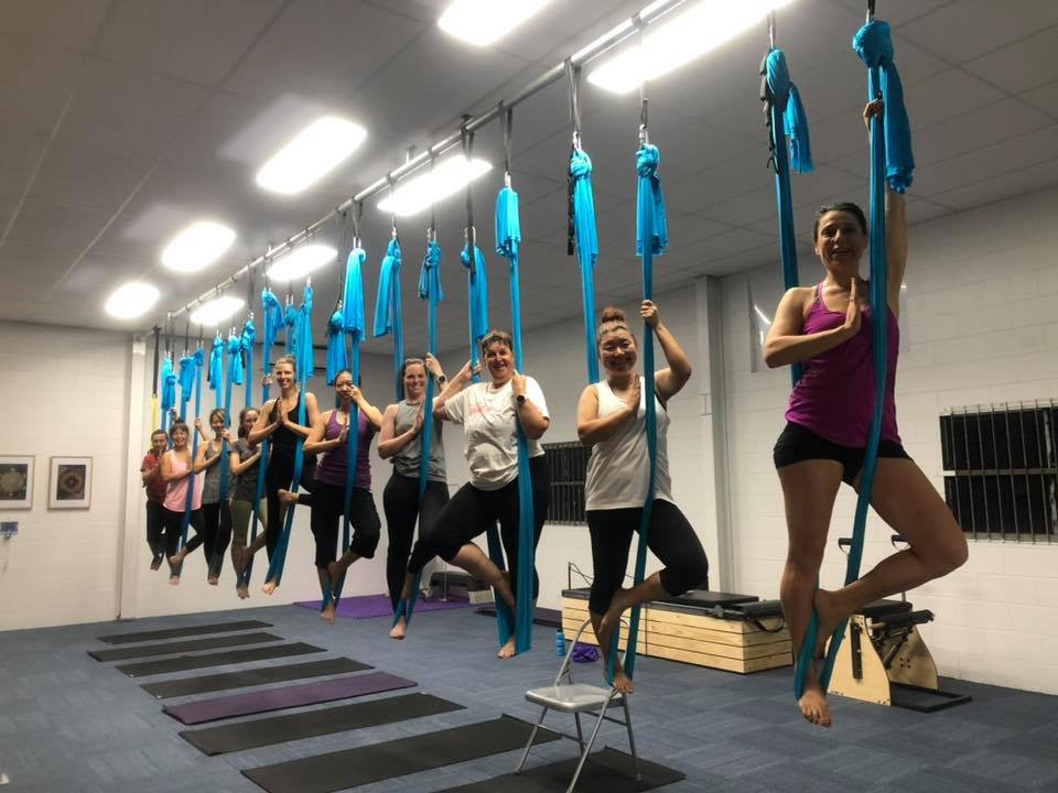 Standard Happy Pain Aerial Yoga