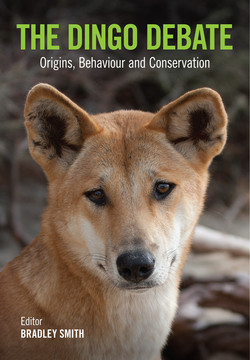Front cover- The Dingo Debate