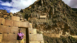 OLLANTAYTAMBO, The Living Inca Town & Fortress