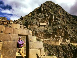 OLLANTAYTAMBO, The Living Inca Town & Fortress