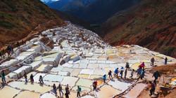 Ancient Salt Mines of Maras