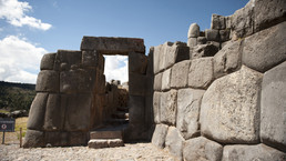 SACSAYHUAMAN, The Royal House of the Sun God