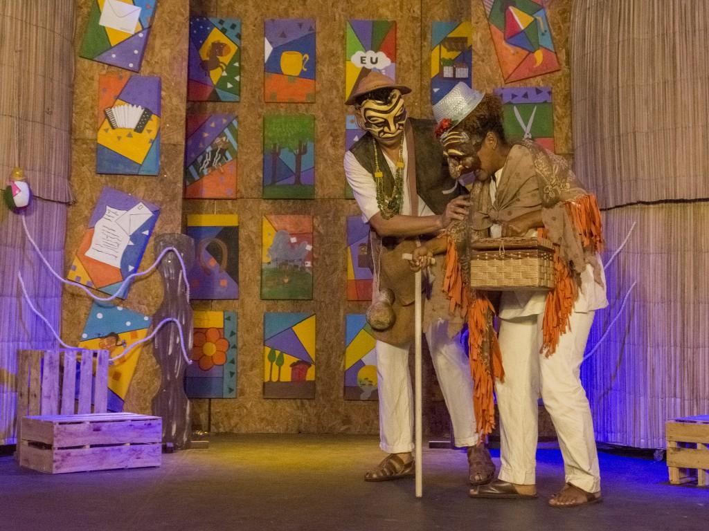 CIA BELUNA DE ARTE - MUSICAL UMA HISTORIA DE SERTÃO - FOTO 9