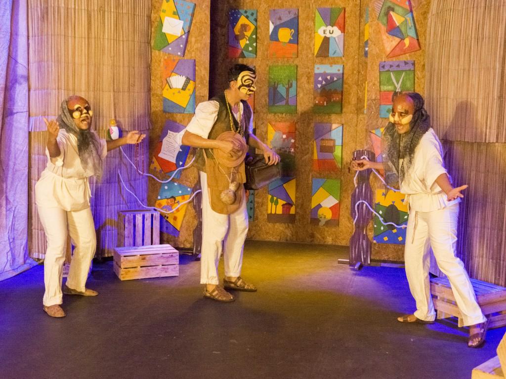 CIA BELUNA DE ARTE - MUSICAL UMA HISTORIA DE SERTÃO - FOTO 8