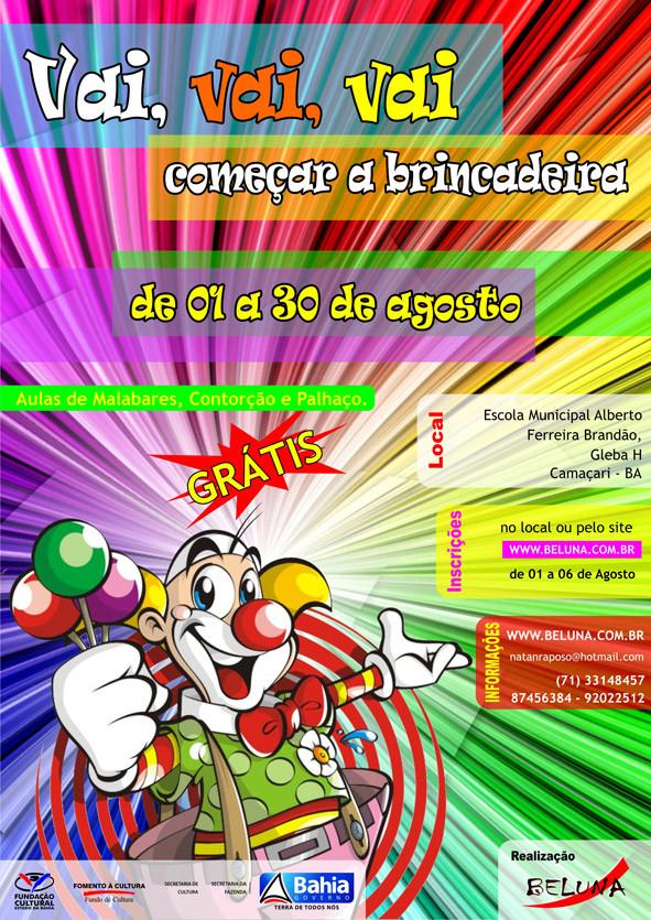 OFICINA DE CIRCO