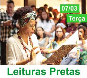 LEITURAS PRETAS