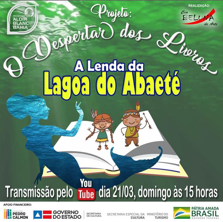 CONTACAO - EDICAO 5 - A LENDA DO ABAETÉ.