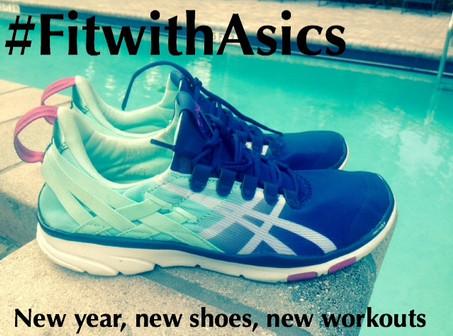 Asics Gel-Fit Sana Cross Training Shoe