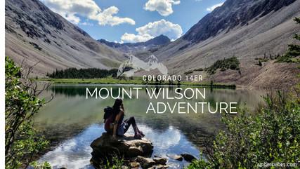 Colorado Mount Wilson Adventure