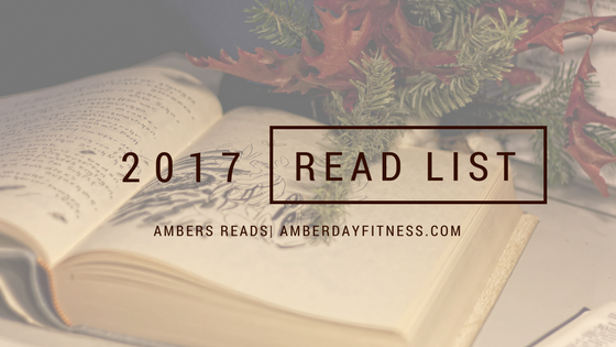 My Top Book Reads of 2017