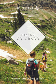 Bucket List Hike in Colorado