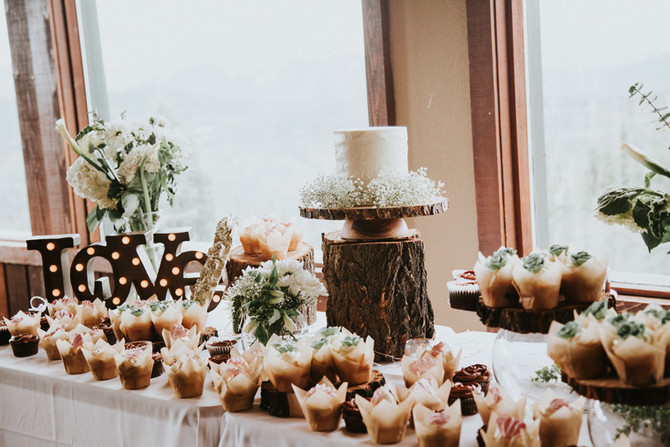 Colorado Mountain Wedding Day
