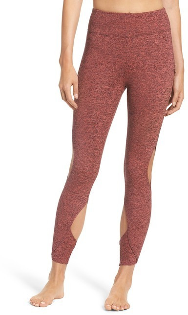 Free People FP Movement Halo Cutout Leggings