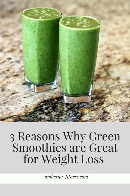 3 Reasons Why Green Smoothies are Great for Weight Loss