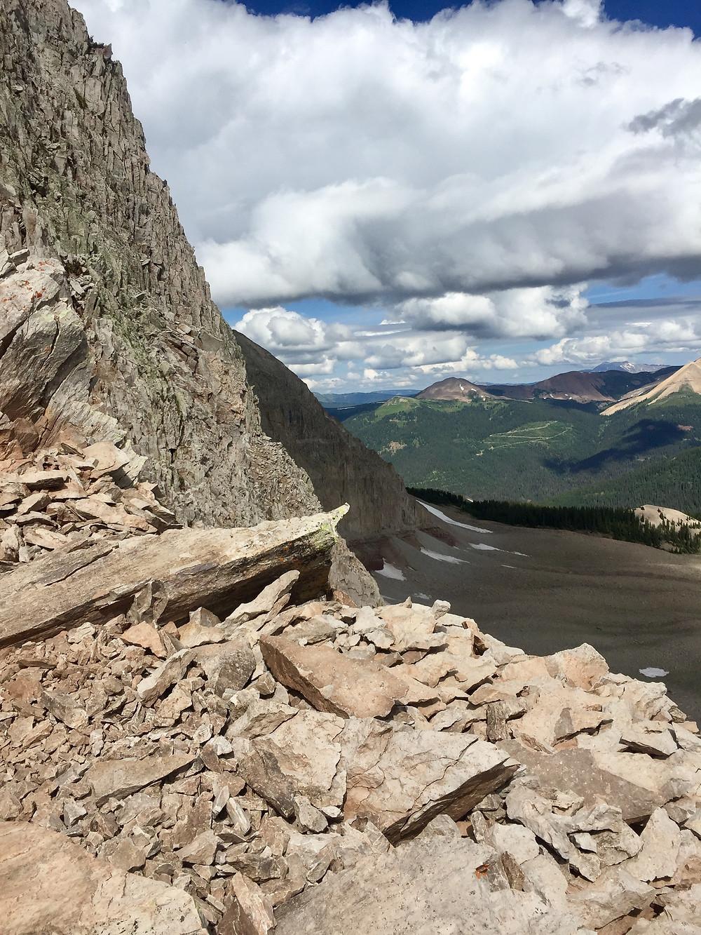 Mount Engineer , Colorado
