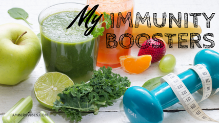 Natural Ways to Boost your Immunity