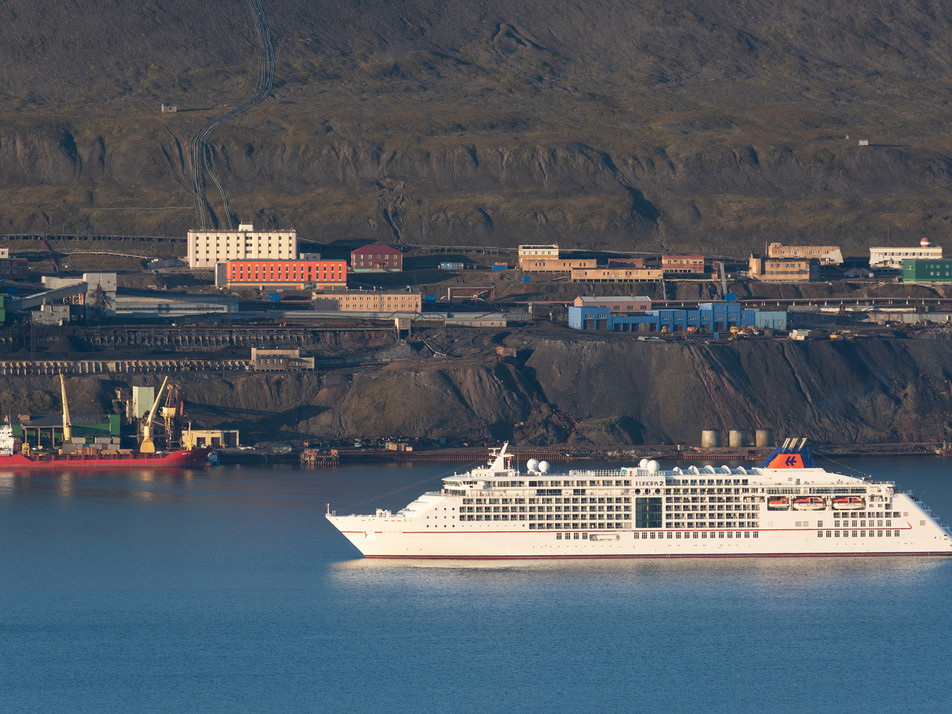 FOR EXPEDITIONS & CRUISE SHIPS