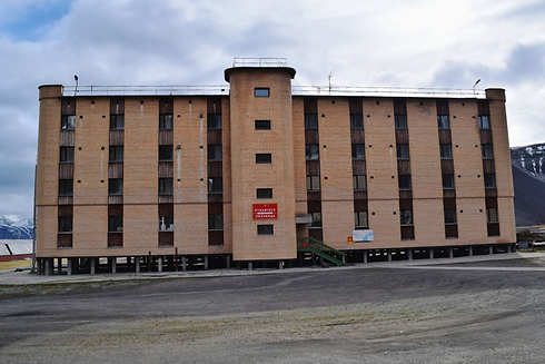 Hotel Pyramiden