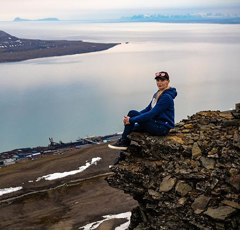 Hiking Tour Barentsburg