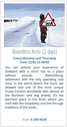 Boundless Arctic 2 days