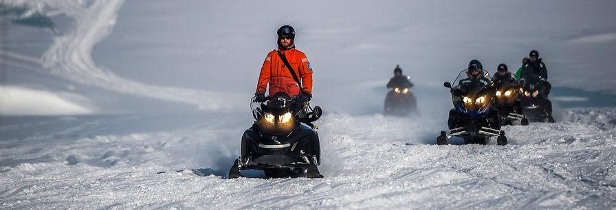 Boundless Arctic Express Day 1