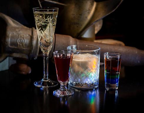Icebreaker Bar Krasin Soviet Cocktails