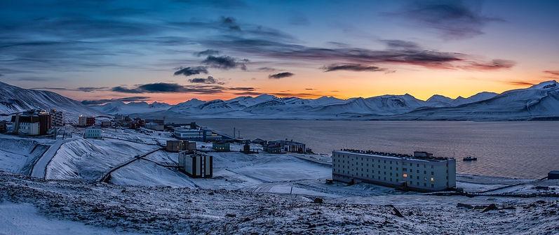 Svalbard Stories day 1