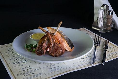 Lamb & Salmon, Rijpsburg