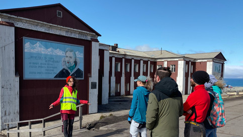 Activities in Barentsburg