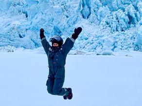 Ледники Шпицбергена – это что-то космическое Непередаваемая мощь, сила, красота.