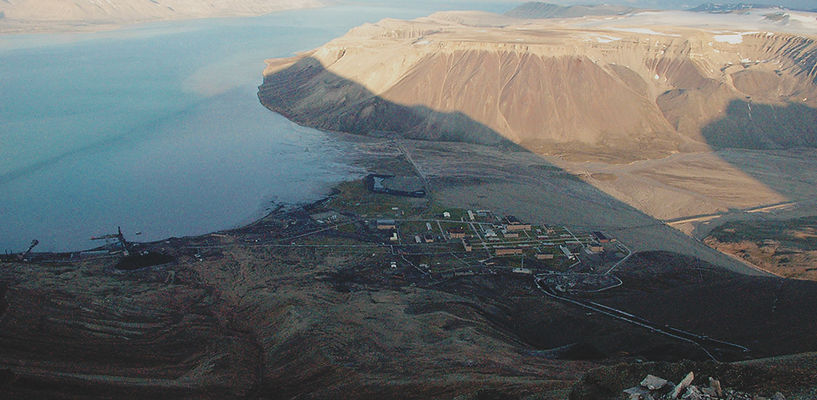 About Pyramiden