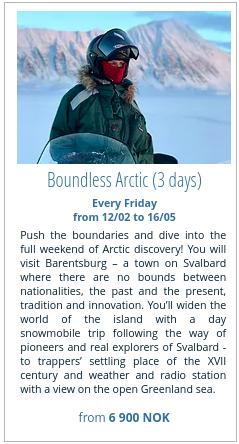 Boundless Arctic 3 days