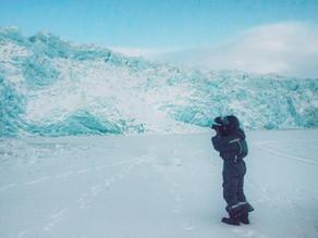 Ледник Норденшельда. ВВС отдыхает...