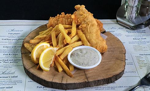 Fish & Chips, Rijpsburg