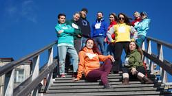Handicraft Center, hoodies crew