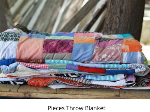 MOSO Throw Blanket