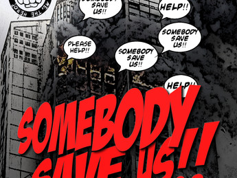 Somebody Save Us! E.P. Released!