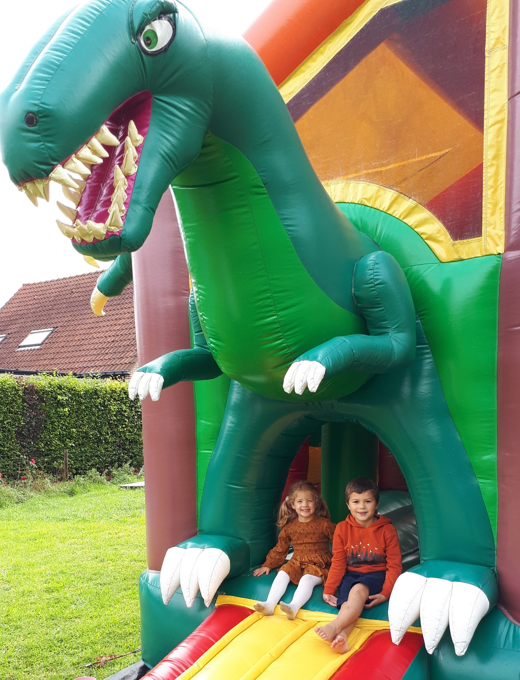 T-Rex jumper
