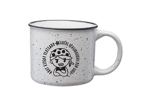 Pirate Campfire Mug