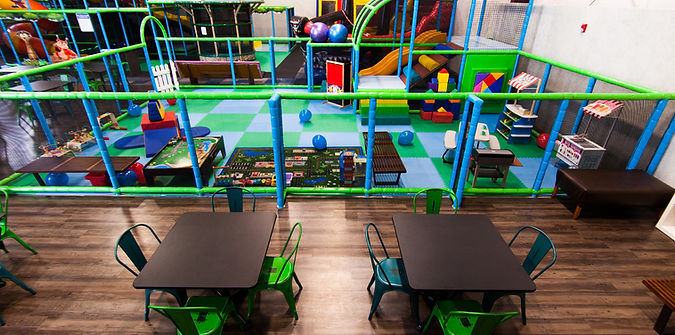 Ahoy Kitsap Playland, Indoor Playground & Party Place