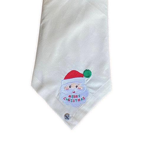Guardanapo Bordado Merry Xmas