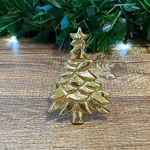 Porta Guardanapo Árvore Natal