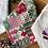 Thumbnail: Guardanapo de Natal Quadriculado