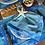 Thumbnail: Guardanapo Azul Piscina Poá
