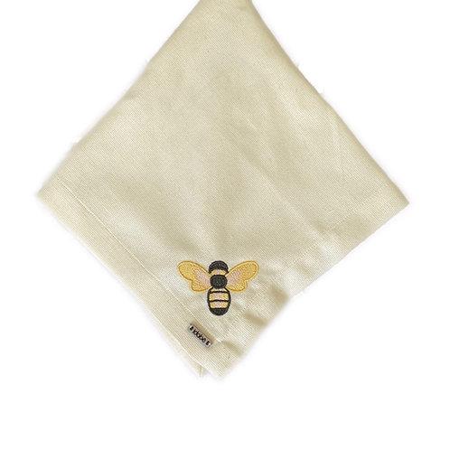 Guardanapo Bordado Bee