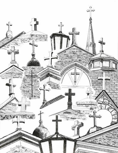 The Crosses of Villanova University