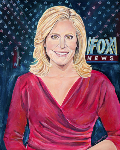 Fox News anchor Melissa Francis