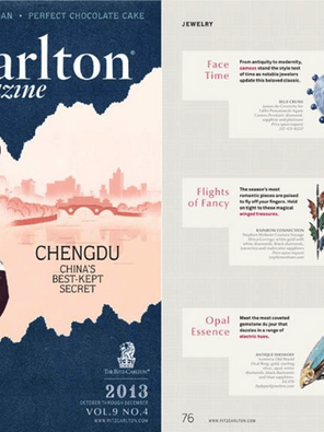 The Ritz-Carlton Magazine
