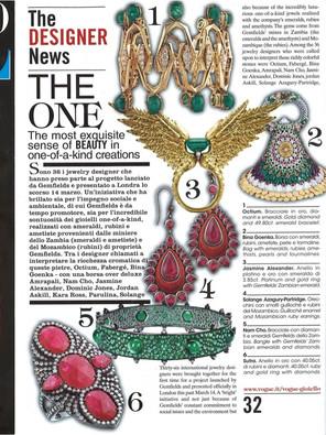 Vogue Italia (Gioiello) Magazine