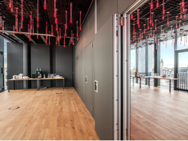 Hufcor Operable Wall: Various Room Space with Unlimited Design Freedom
